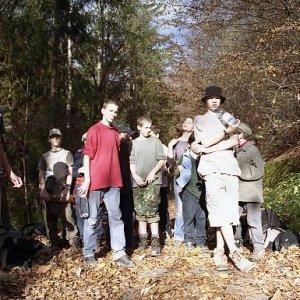 6.2.2005  23:48 / Súťaže cestou k Šútovskému vodopádu