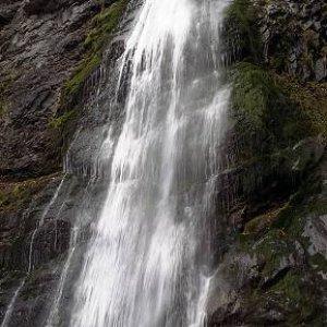 6.2.2005  23:00 / Šútovský vodopád