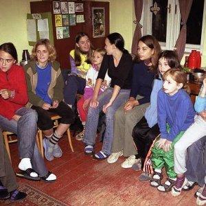 6.2.2005  22:54 / Na klubovňu vo Vrútkach nás bolo až moc