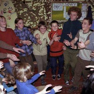 6.2.2005  22:47 / Veselý hry večer v skautiaku