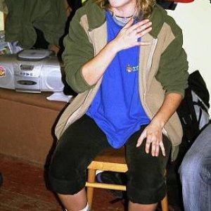 6.2.2005  22:48 / Monika - skautka z Rumunska