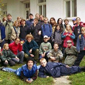 6.2.2005  22:50 / Naša tlupa jesenného tábora