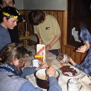 Zimný tábor Flajšová 2005 (19. až 26.2.2005)