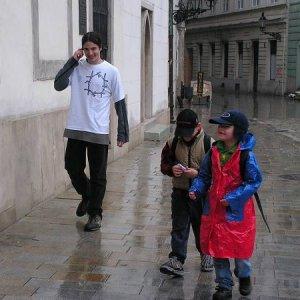 9.4.2005  12:59 / Najmladší účastníci Paneláku?