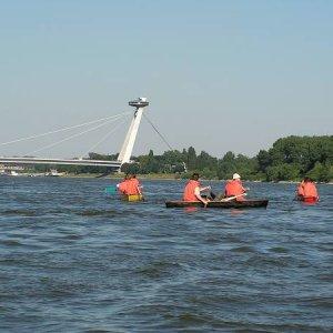 24.6.2005  16:40 / A už sme na Dunaji