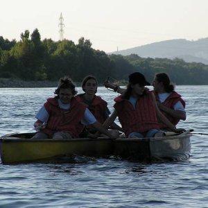 24.6.2005  18:24 / Na modrom Dunaji