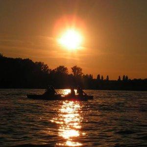 24.6.2005  19:06 / Večer na Dunaji