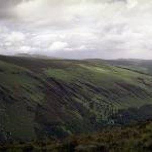 8.11.2005  23:02 / Pohľad na Wicklow mountains
