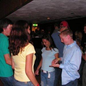 22.7.2005  23:48 / Tancujeme írske tance