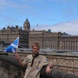 24.7.2005  13:25 / Martin si Škótsko obľúbil veľmi rýchlo