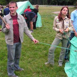 Ostrovy 2005 - Lake District (25. - 28.7.2005)