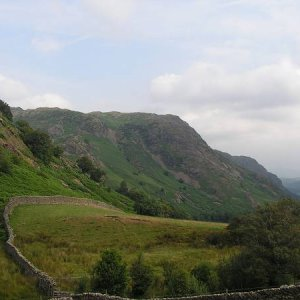 27.7.2005  10:53 / Náš výlet v Cumbrii nás zaviedol pod horu The Old Man of Caniston