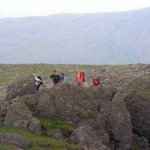 27.7.2005  14:03 / A takto sa chodí po horách v Lake District