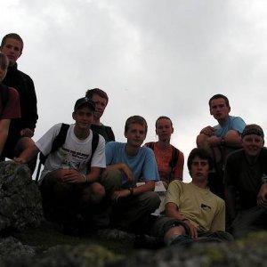 27.7.2005  14:09 / Na vrchole kopca, na ktorý sme pôvodne ani nechceli ísť