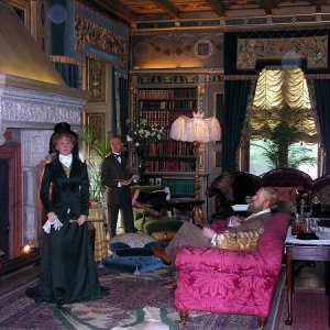 28.7.2005  13:13 / A takto sa žilo na Warwick castle