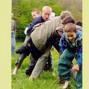 Putovná výprava na Dobrú Vodu (26.-30.4.2002)