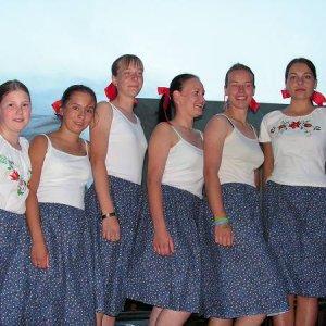 5.8.2005  20:45 / Ľudové tance zo Slovenska