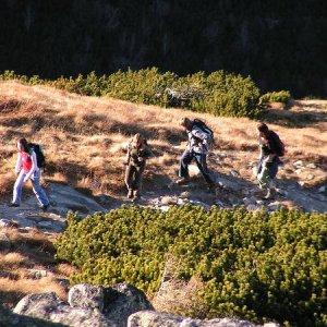 30.10.2005  15:44 / Stúpanie na Predný Salatín akoby nechcelo skončiť
