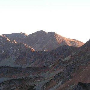 30.10.2005  16:28 / Pohľad smerom na sedlo Parichvost