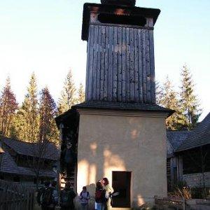 31.10.2005  15:53 / Zvonica v skanzene