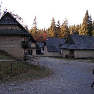 31.10.2005  15:53 / Pozreli sme sa do múzea Oravskej dediny