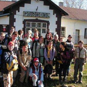 1.11.2005  12:13 / Tábor sa rýchlo končí...