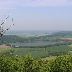 Klasický pohľad na priehradu Buková / 'IMG 9546' / Autor: Lucia / Dátum: 5.5.2018